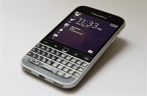 BlackBerry says it will end production of BlackBerry