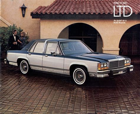 The 1980 Auto Brochure Power Quiz | The Daily Drive