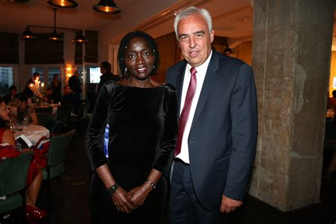 Auma Obama Photos Photos - Cinema For Peace Honors Nicole
