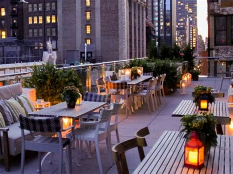 New York Rooftop Bar and Lounge on Park Avenue - Mondrian