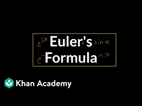 What are the uses of Euler's formula