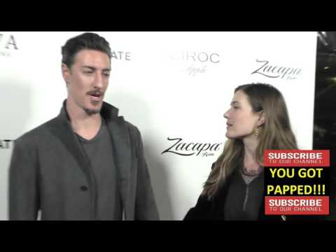 Eric Balfour ties the knot with girlfriend of five years