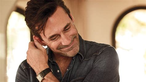 Jon Hamm Gets Candid About His 'Really Hard' Split From