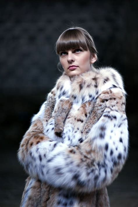 lynx fur coat | Szőrme