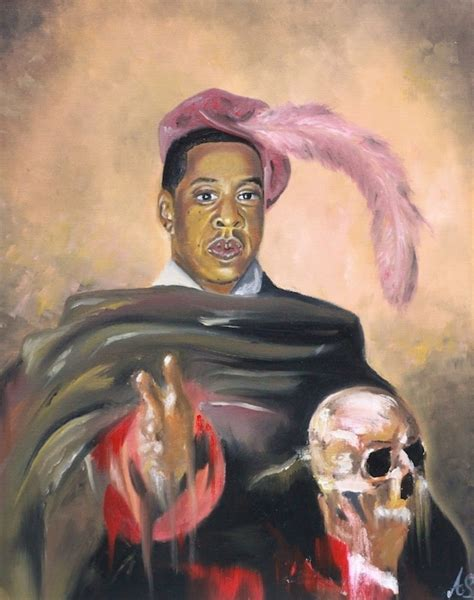 Rappers As 17th Century Paintings – Sick Chirpse