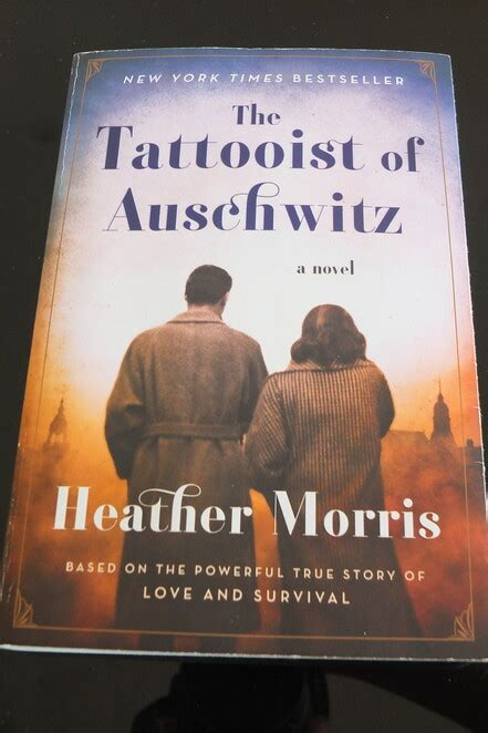 The Tattooist of Auschwitz - Book Review - Everywhere - by