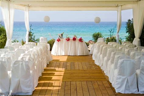Weddings at Nissi Beach in Cyprus - Wedding Packages Abroad