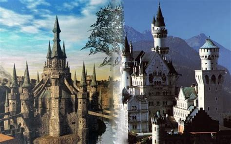2 - The 15 Best Video Game Castles (And Their Real-Life