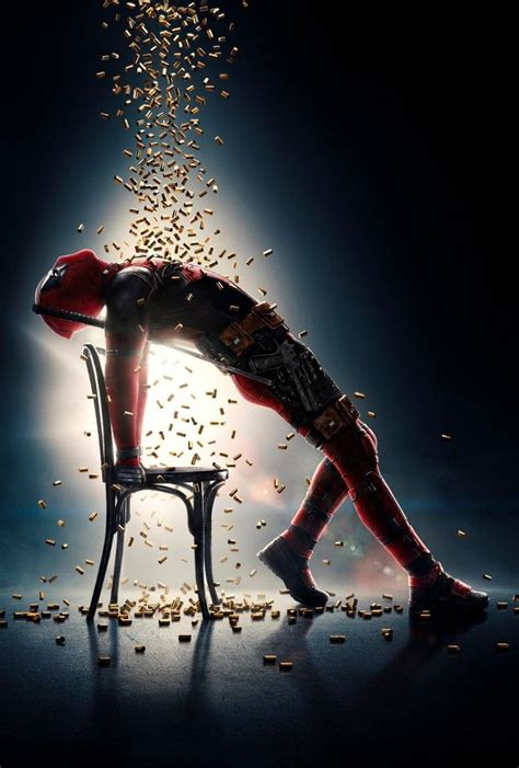 New - Deadpool - Marvel Superhero - Large Movie Poster