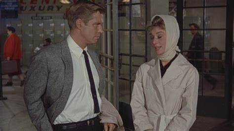 """Holly & Paul in """"Breakfast at Tiffany's"""" - Movie Couples"""