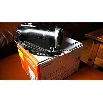 Sony HDR-SR7E 60GB High Definition Camcorder: Amazon