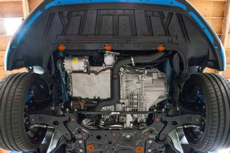 Under Carriage Protection | Mk3 Focus RS Club