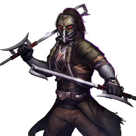 MKWarehouse: Mortal Kombat Mobile: Kabal