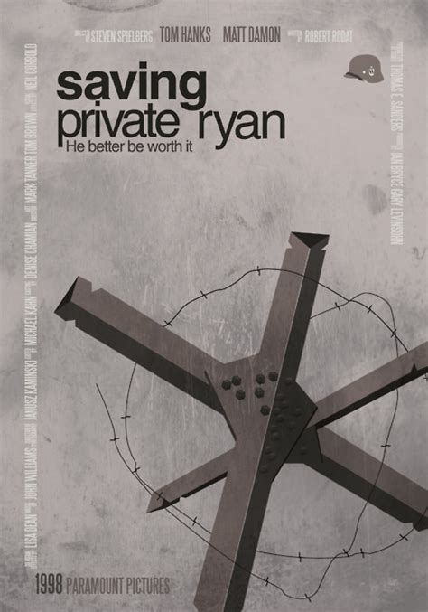 Saving Private Ryan Poster 4 | GoldPoster