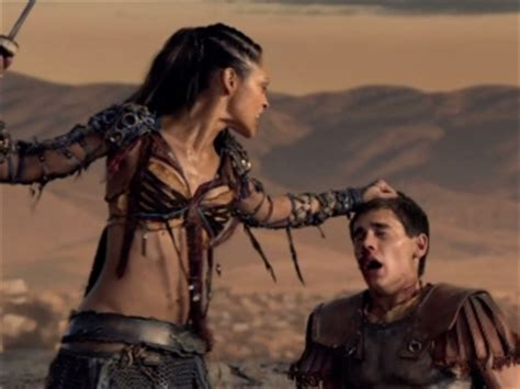 Spartacus: War Of The Damned: Visual Effects Part 1