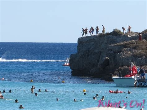 Nissi Beach in Autumn | What's On Cyprus