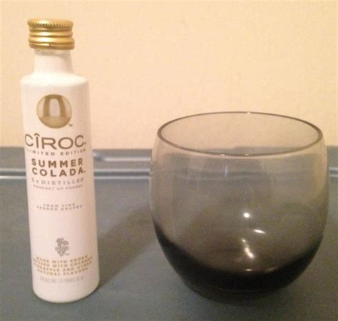 Great Cocktail Recipes: Ciroc Summer Colada Review