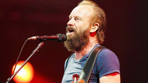 Sting Announces Dates For Epic Tour in 2017—Find Out If He