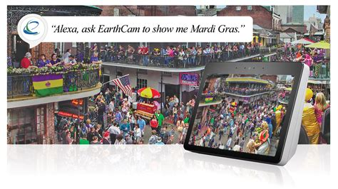 Want to Celebrate at Mardi Gras, Ask Alexa with New