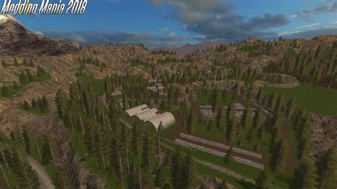 The Abandoned Forest Map v 1