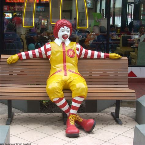 The Original Ronald McDonald Was a Little Scary – Dusty