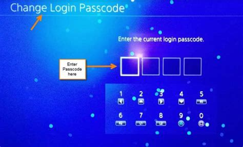 How To Set Up User Passcode For PS4 Profile | Daves