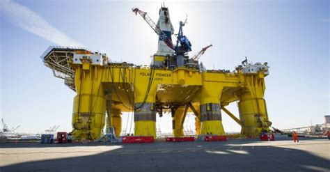 Oil-drilling rig will create jobs, but not so many year