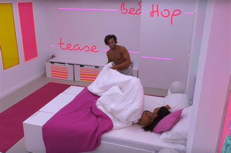 Love Island producers 'forced to cut sex scenes as Kem and