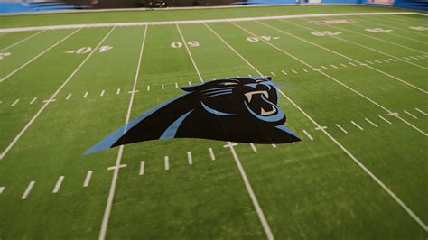 The Wait Is Over: Panthers Midfield Logo Reveal