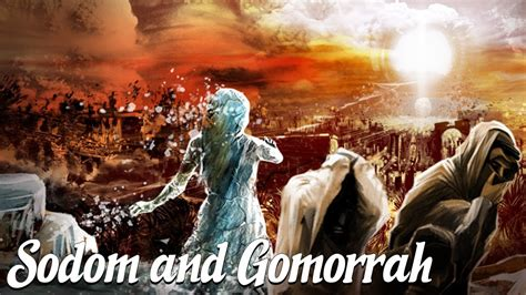 Sodom and Gomorrah (Biblical Stories Explained) - YouTube