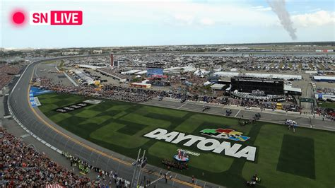 Daytona 500 weather: Rain postpones NASCAR's 2020 season