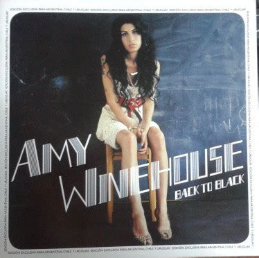 Amy Winehouse - Back To Black (2006, CD) | Discogs