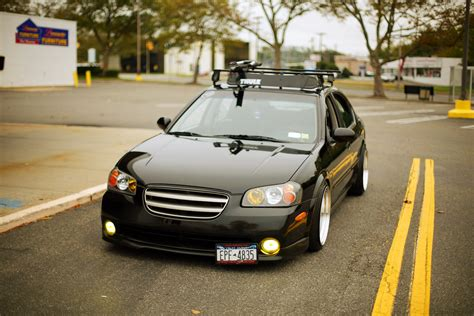 Nissan Maxima | So, the guy was looking for a photo shoot