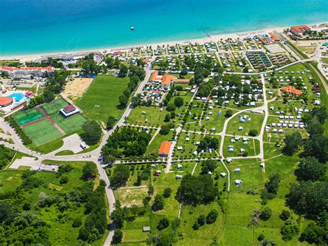 Caravans - Baska Beach Camping Resort, Baska, Island Krk